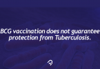 tuberculosis myths