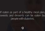 Diabetes Myth