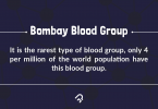Rarest Blood Group