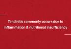 Tendinitis facts