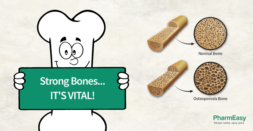 Healthy bones and joints