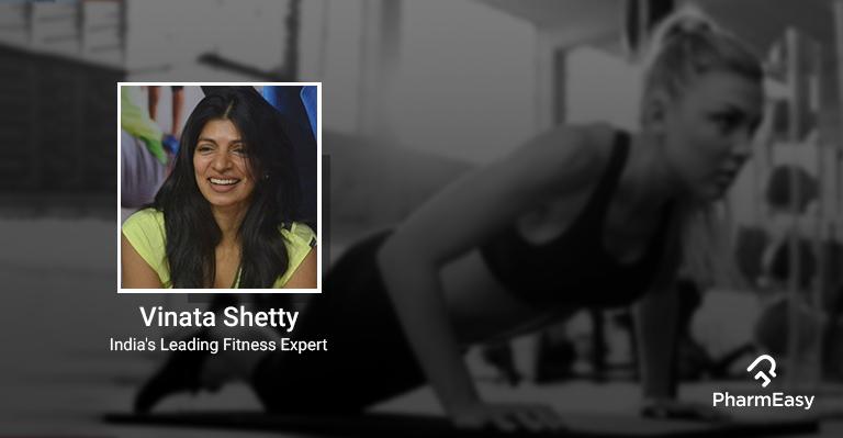 Vinata Shetty_Fitness_Cholesterol_PharmEasy_Blog_Expert