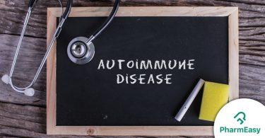 Signs of Autoimmune disease
