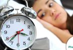 women unable to sleep - Foods for insomnia