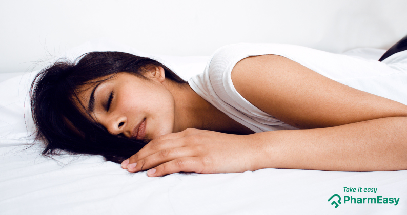 Sleeping Without A Pillow - Is It Good Or Bad? - PharmEasy