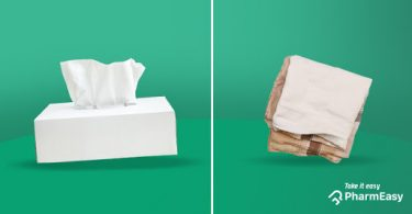 Tissues Vs Handkerchief - What Would Your Skin Prefer? - PharmEasy