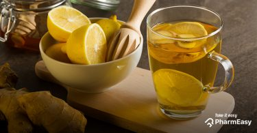 Warm Water With Honey & Lemon - Is It The Amrit For Your Health? - PharmEasy
