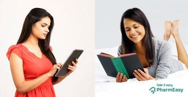 Digital Books Vs Paper Books – What Do Your Eyes Prefer? - PharmEasy