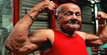 Healthy at 80
