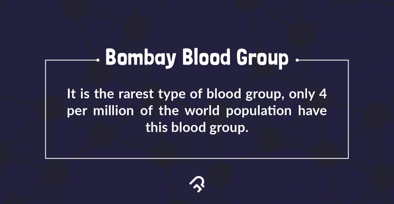 Rarest Blood Group