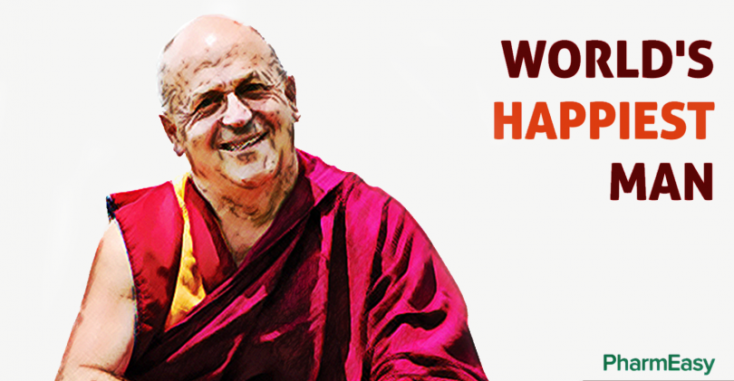 Matthieu Ricard- World's Happiest Man