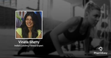 Vinata Shetty_Fitness_Cholesterol_PharmEasy_Blog_Expert