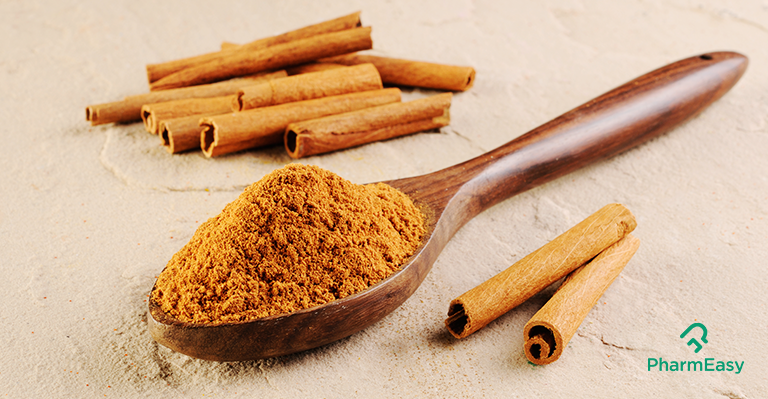 5 Super Foods That Fight Fat- cinnamon