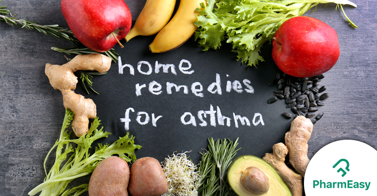 Monsoon Home Remedies for Asthma