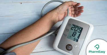 High Blood Pressure effects on body