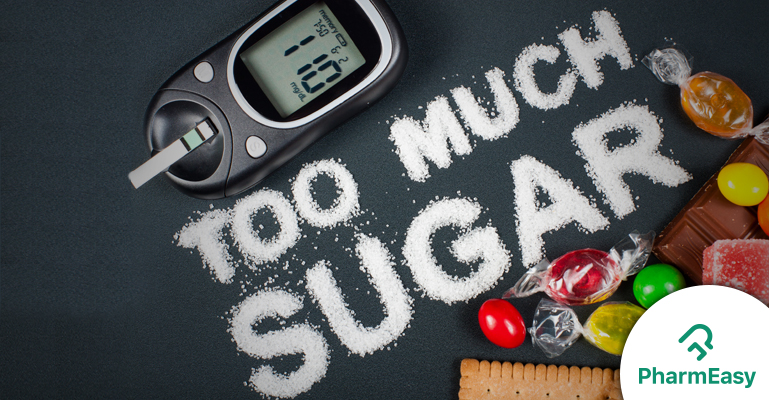 Harmful effects of Sugar