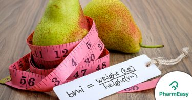 Calculating your Body Mass Index