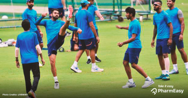 World Cup - Cricketers Diet During Practice Session And Match Day! - PharmEasy