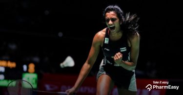 PV Sindhu's Historic Win – Here Are 3 Takeaways For You! - PharmEasy