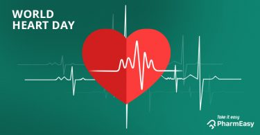 World Heart Day - 5 Heart Facts You May Not Know! - PharmEasy