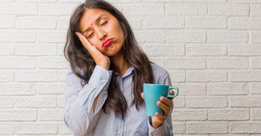 women feeling sleepy - Side effects of less sleep