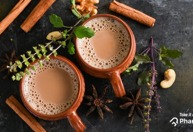Masala Tea - Your Go-To Beverage For Good Health! - PharmEasy