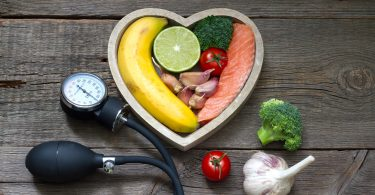Food for high blood pressure