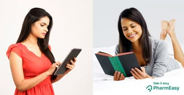 Digital Books Vs Paper Books – What Do Your Eyes Prefer? - PharmEasy