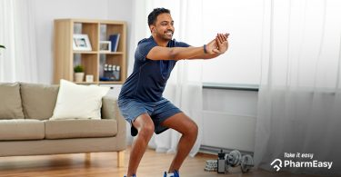 Health benefits of exercising