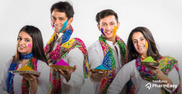 #Holi2020: Stay Extra Safe This Holi! - PharmEasy