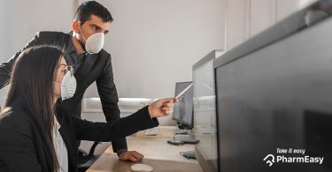 How To Protect Yourself From Coronavirus At Workplace? - PharmEasy