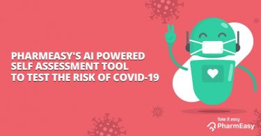 Determine Your Risk Of COVID-19 With PharmEasy's AI-Powered Bot! - PharmEasy
