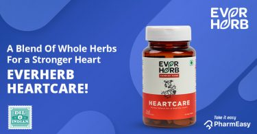 EverHerb HeartCare Capsules - Improving Heart Health Has Never Been This Easy! - PharmEasy