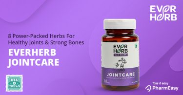 EverHerb JointCare Capsules - Welcome Flexible And Pain-Free Joints! - PharmEasy