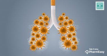Tobacco And COVID-19 - Is There A Link?  - PharmEasy