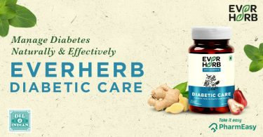 Everherb Diabetic Care Capsules - Lower High Blood Sugar The Natural Way! - PharmEasy