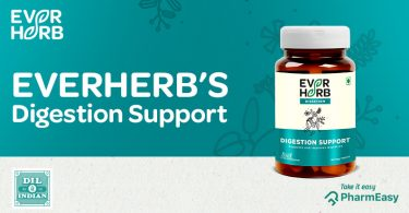 EverHerb Digestion Support Capsules - Say Goodbye To Digestion Worries! - PharmEasy