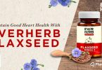 EverHerb Flaxseed Softgel Capsules - Nature's Solution To All Your Health Woes! - PharmEasy