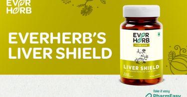 EverHerb LiverShield Tablets - The Secret To A Healthy Liver! - PharmEasy