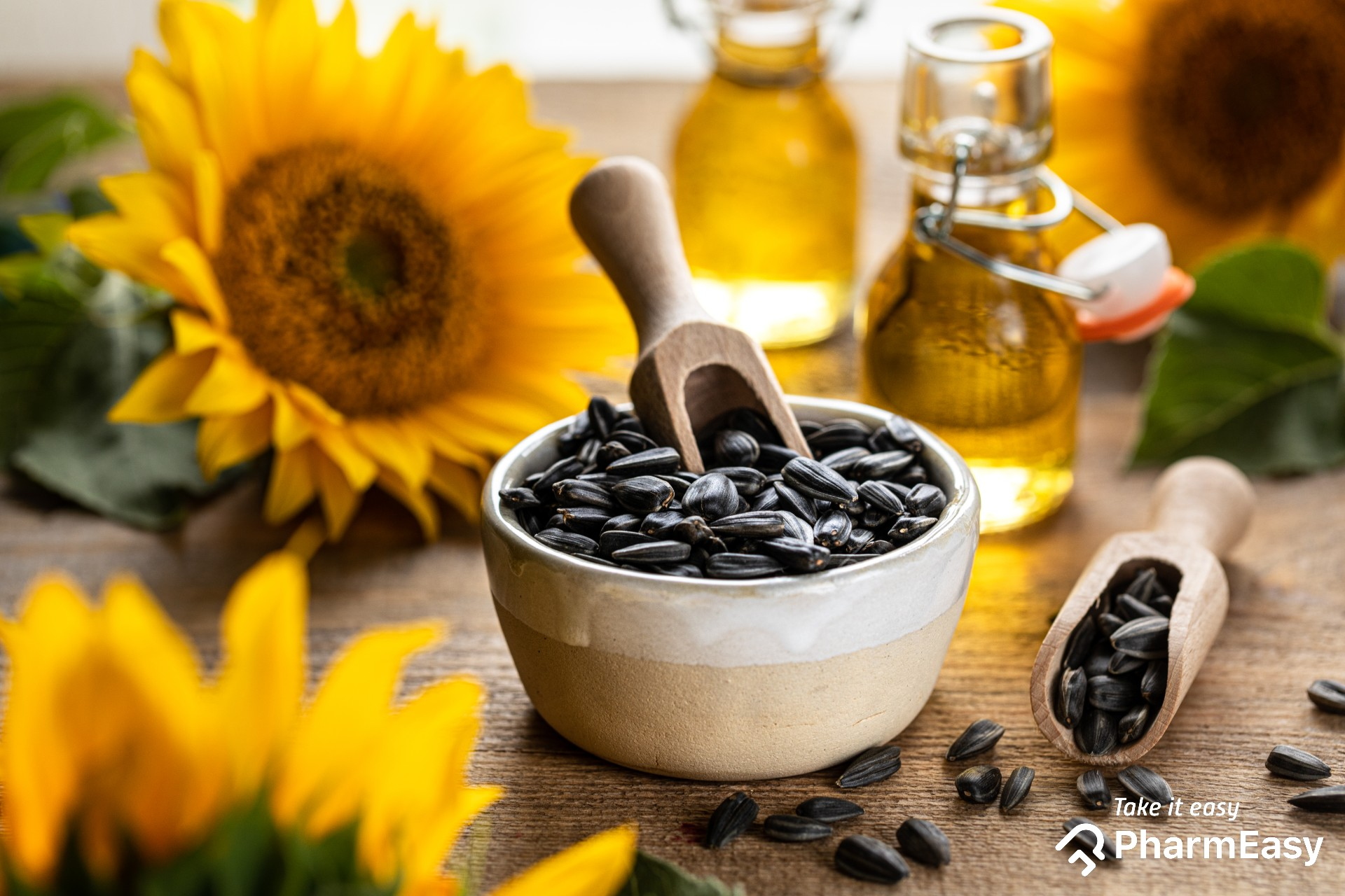 sunflower seeds low cholesterol diet